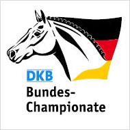 Liveergebnisse der DKB-Bundeschampionate 2014 in Warendorf