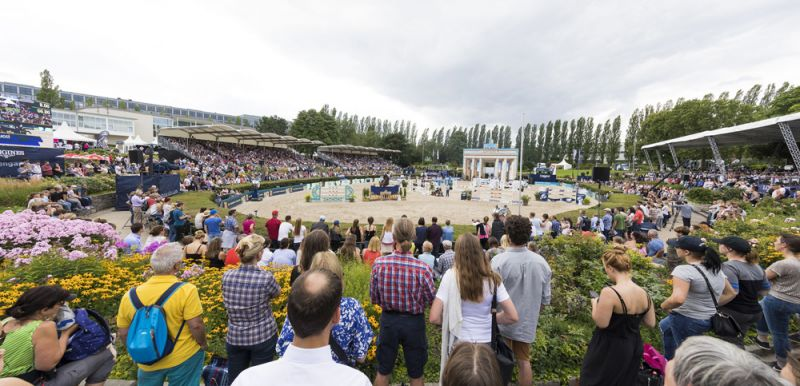 Global Jumping Berlin 2018 – Tickets ab jetzt!