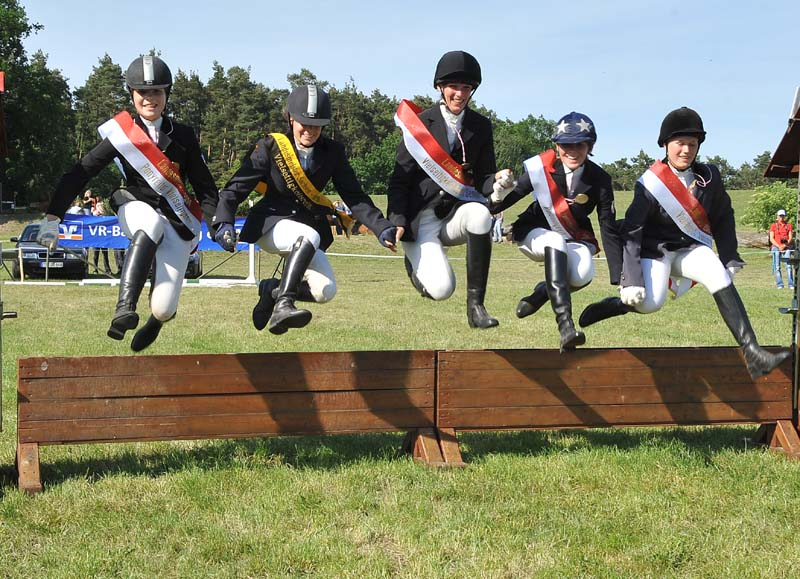 Vielseitigkeitsreiten: Auftakt der Landesmeisterschaften