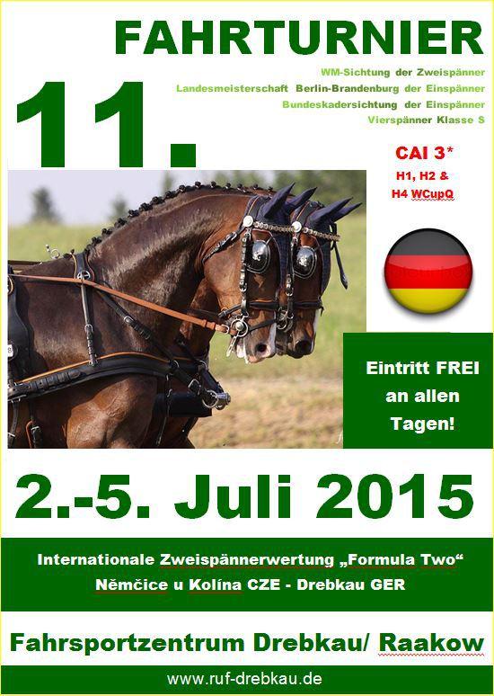 WM-Sichtung und Meisterschafts-Revanche in Drebkau