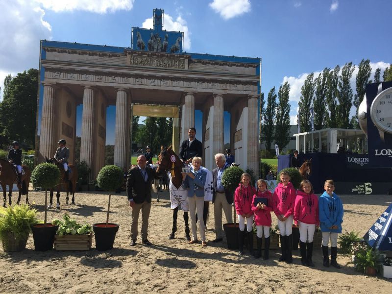 Global Jumping Berlin startet bei Kaiserwetter – Ein neues Kapitel Berliner Reitsportgeschichte