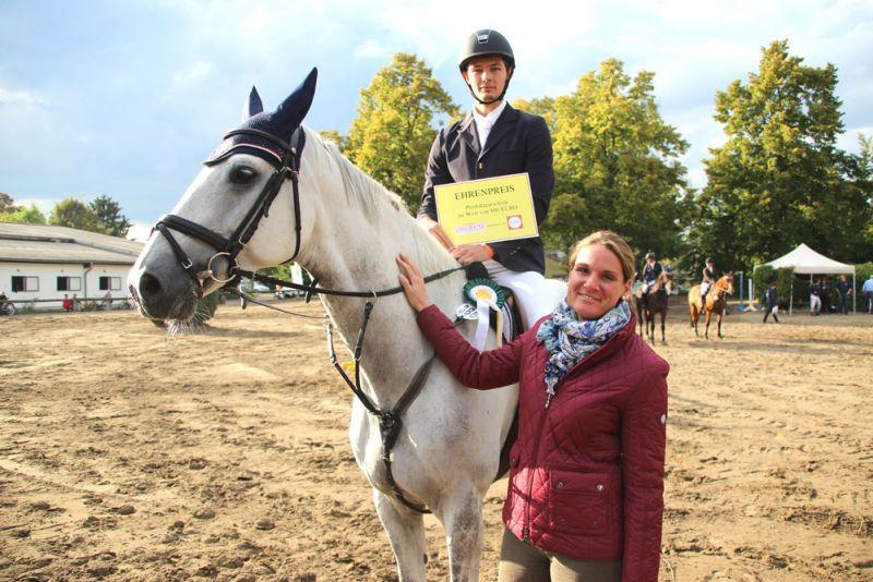 Max und Maximilian – zwei strahlende Reiter