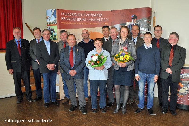 Pferdezuchtverband Brandenburg-Anhalt mit neuem Vorstand